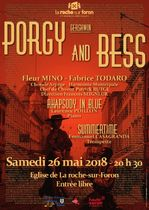 Affiche Porgy and Bess